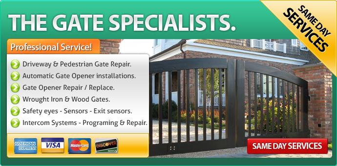 Gate repair Indian Wells CA